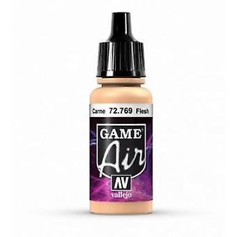 Vallejo Game Air 17ml Acrylic Airbrush Paint 72.769 Flesh