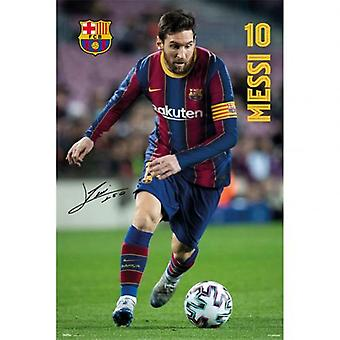 Barcelona Juliste Messi 5