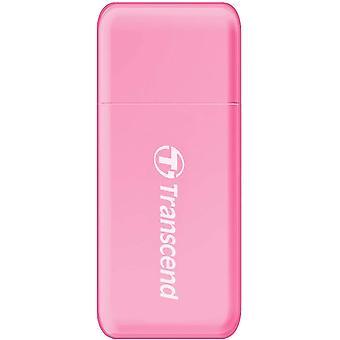 FengChun USB 3.0 / 3.1 Gen 1 Multifunktionskartenleser TS-RDF5R, rosa
