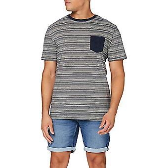 Quiksilver Z0OL0 Pavillon Surf - Men's T-shirt T-shirt, Men's, Navy Blazer pavillon Surf, XS