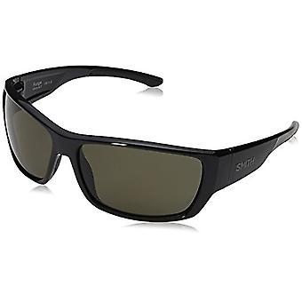 SMITH Forge M9 807 64 Sunglasses, Black/GY Grey, Men's