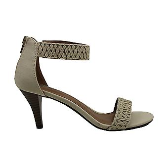 Style & Co Womens Paycee tyg öppen tå speciellt tillfälle ankel rem sandaler