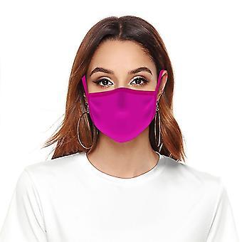100% katoenen wasbare ski gezichtsmasker voor kiem bescherming