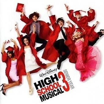 High School Musical III Senior Year  CD