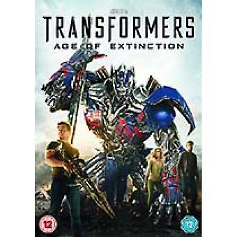 Transformatorer Age of Extinction DVD