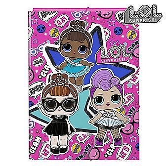 Folder LOL Surprise! Together A4