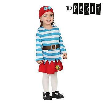 Costume pour bébés pirates (3 Pcs)