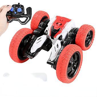 360 Grados Flip Toys Niños Rc Coches fuera de la carretera 4x4 Rc coche a la deriva Stunt Drift Deformación Buggy Coche control remoto Roll Car