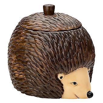 English Tableware Co. Edale Hedgehog Cookie Jar