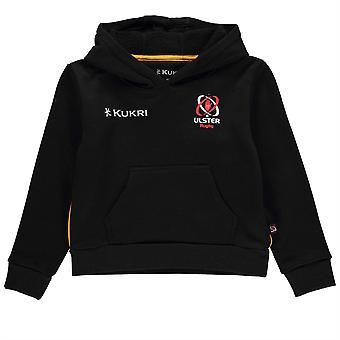 Kukri Boys Ulster Hoody Child Long Sleeve Hoodie Sweatshirt Kangaroo Top