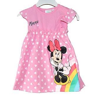 Disney Mimmi baby sommarklänning, Ljusrosa