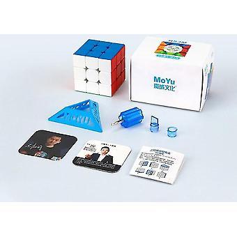Magnetic 3x3x3 Puzzle Cube