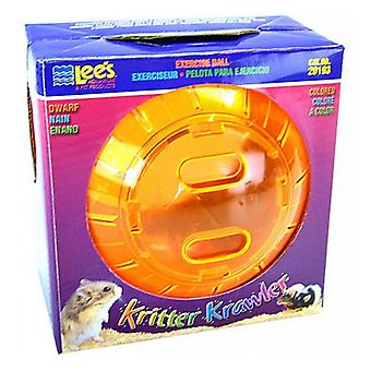 """Lees Kritter Krawler - Assorted Colors - Mini - 3"""" Diameter"""