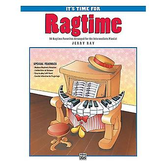 IT'S TIME FOR RAGTIME/PNO