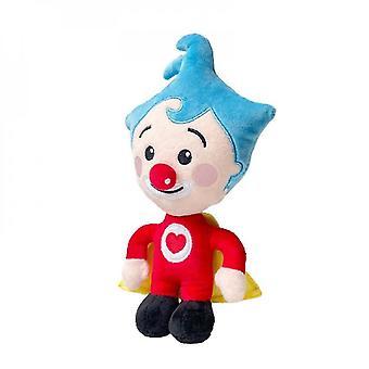 Animales de peluche 25cm lindo plim plim payaso peluche juguete dibujos animados figura peluche muñeca peluche peluche anime soft juguetes de regalo para niños cumpleaños