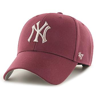 47 العلامة التجارية سنابباك كاب -- MLB المعدنية نيويورك يانكيز المارون