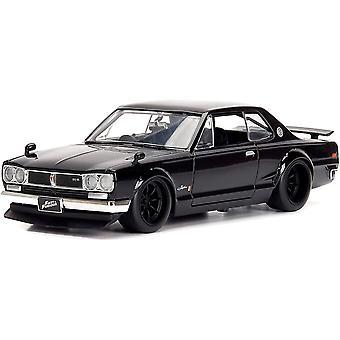 Nissan Skyline 2000 GT-R (Brian's 1971)