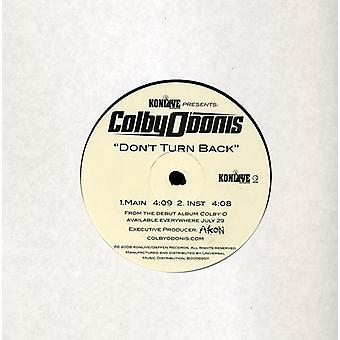 Colby O'Donis - Don't Turn Back [Vinyl] USA import