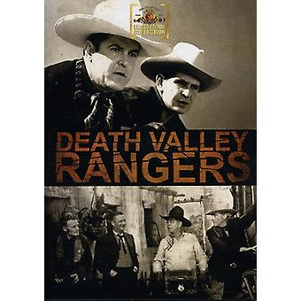 Death Valley Rangers [DVD] USA import