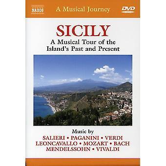 Sicilia [DVD] USA import