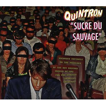 Quintron - Sucre Du Sauvage [CD] USA import