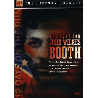 Jacht op John Wilkes Booth [DVD] USA import