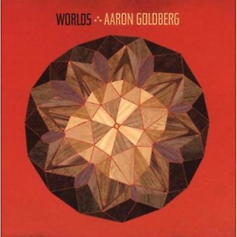 Aaron Goldberg - Worlds [CD] USA import