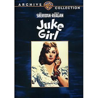 Juke tyttö [DVD] Yhdysvallat tuoda