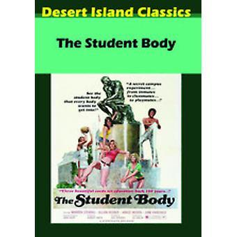 Student Body [DVD] USA import