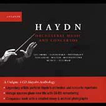J. Haydn - Haydn: Importación de música orquestal y USA conciertos [CD]