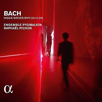 Ensemble Pygmalion - JS Bach: Missa Breves Bwv 234 & 235 [CD] USA import