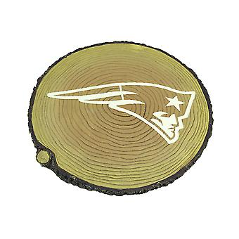 NFL New England Patriots Glow In the Dark Tree Stump Stepping Stone