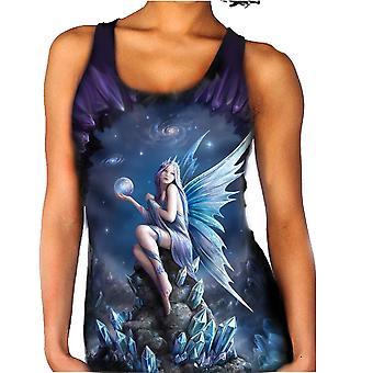 Wild star - stargazer - womens vest top