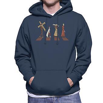 Stampede Road Trigun Men's Hooded Sweatshirt