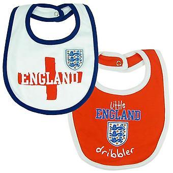 England F.A. 2er-Pack Lätzchen