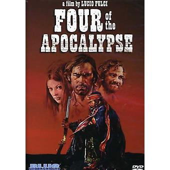 Four of the Apocalypse [DVD] USA import
