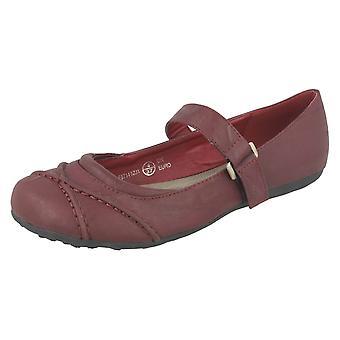 Spot de senhoras em sapatos