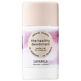 Lavanila The Healthy Deodorant Vanilla + Air Solid Stick 2oz / 57g