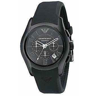 Emporio Armani Mens Ceramic Watch AR1430