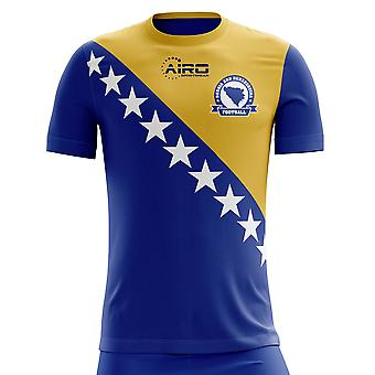 2020-2021 Bosnia Herzegovina Home Concept Football Shirt (Kids)