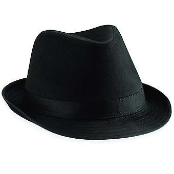 Beechfield Stylish Fedora Fashion Hat