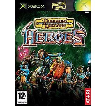 Dungeons Dragons Heroes (Xbox)-nytt