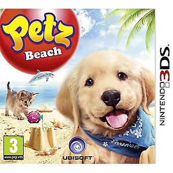 Petz Beach (Nintendo 3DS) - New