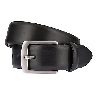 Ceintures de ceinture ceintures hommes LLOYD hommes cuir ceinture noire 6590