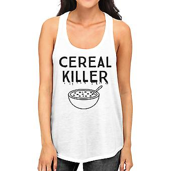 Korn Killer Funny Halloween Tank Top Womens sød grafisk tanke