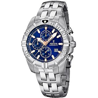 Festina miesten watch chronograph F20355-5