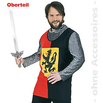 Knight costume Knight tunic Crusader men's Knight costume Mr costume