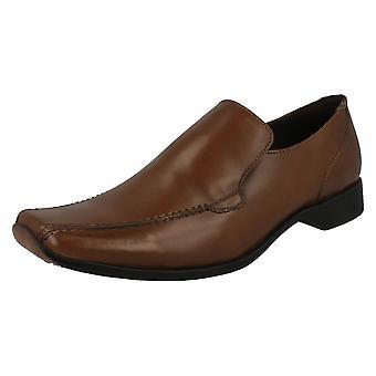 Mens Maverick Low Heel Formal Shoes