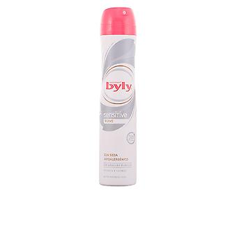 Byly Byly Sensitive Deodorant Spray 200 Ml For Women