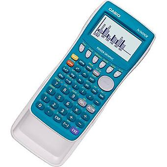 Casio fx-7400GII Graphing calculator Cyan Display (digits): 21 battery-powered (W x H x D) 87.5 x 21.3 x 180.5 mm